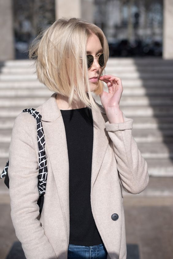 Latest Short Hairstyles 2017 Textured_Short_Bob_3