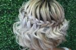 Waterfall Braids Short Hair 2