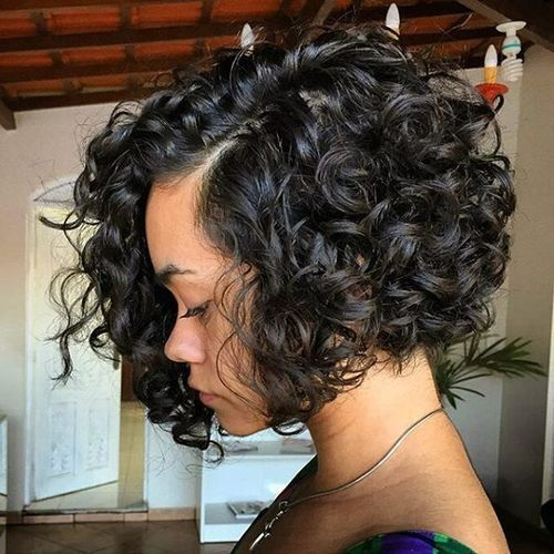 Ideas for Great short haircuts for black women curling_bob_1