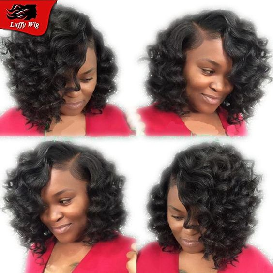 Ideas for Great short haircuts for black women curling_bob_4-7