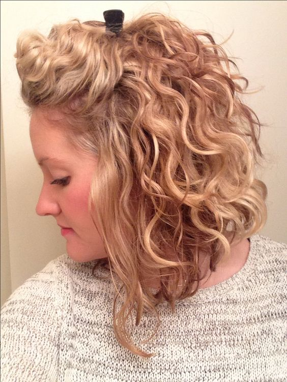 Short Hair With Layers To Increase The Beauty Of Yours curly_short_hair_layers_5