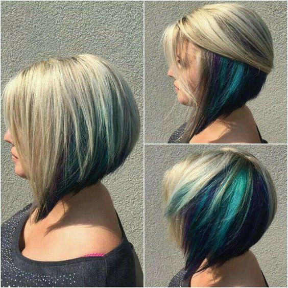 Trendy Inverted Bob Hairstyles inverted_bob_color_1-2