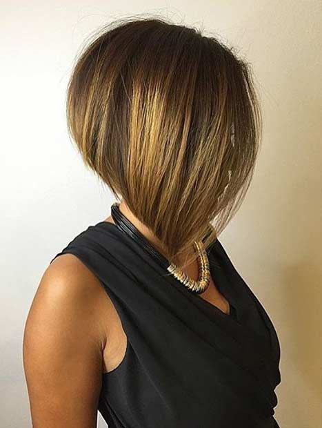 Trendy Inverted Bob Hairstyles inverted_bob_color_3-1