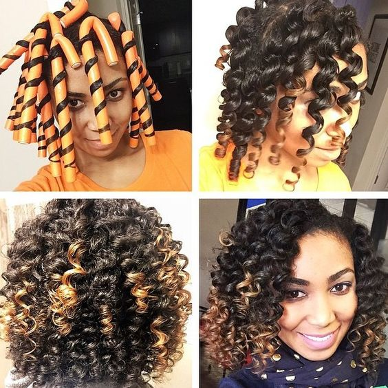 The Best Short Natural Hair That You Should Know! short_natural_hair_tutorial_3-1