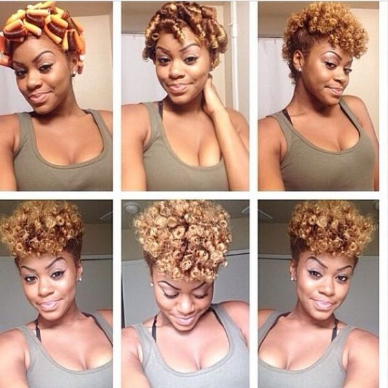 The Best Short Natural Hair That You Should Know! short_natural_hair_tutorial_5-1
