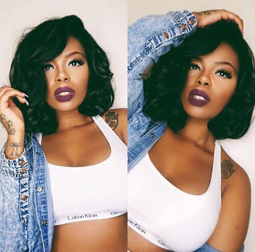 The Best Short Natural Hair That You Should Know! short_natural_wigs_5
