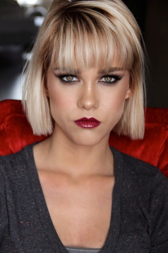 Blunt Bob Hairstyles Ideas 8 Short Hairstyles 2019