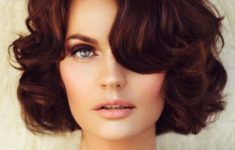 Short Hair Styles For Women - 5 Most Wanted Styles Bob_Curly_Hairstyles_Ideas_4-235x150