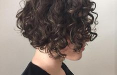 Short Hair Styles For Women - 5 Most Wanted Styles Bob_Curly_Hairstyles_Ideas_6-235x150