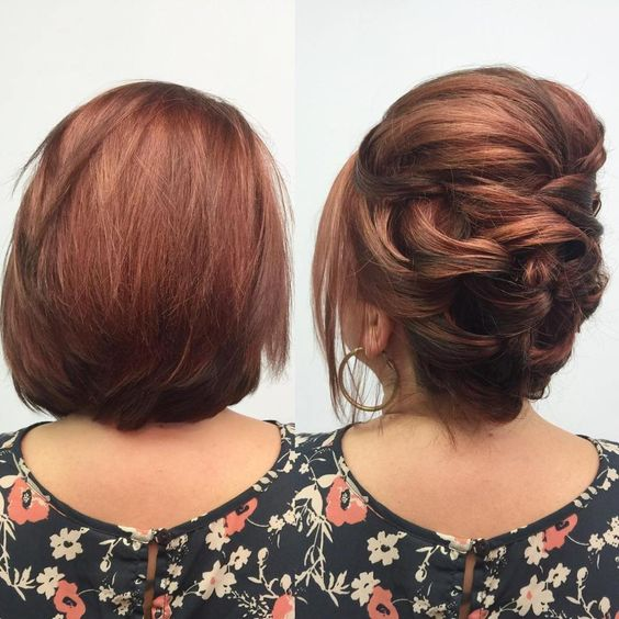 Hairstyles For Formal Events In 2017 Hairstyles_Formal_Events_Updo_1