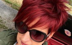 3 Sexy Hairstyles For Short Hair Spike_color_Short_Hairstyles_2-235x150