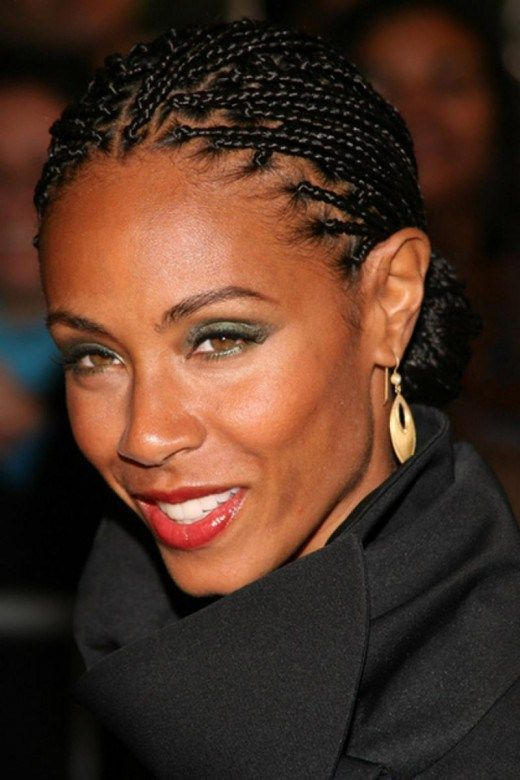 Which is the Best for African American Women Hairstyles? Braids or Weaves? african_american_hairstyle_braids_7-3