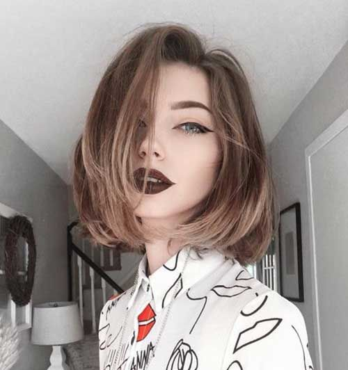 Bob Hairstyle - Haircut of 2017 bob_hairstyle_ideas_1