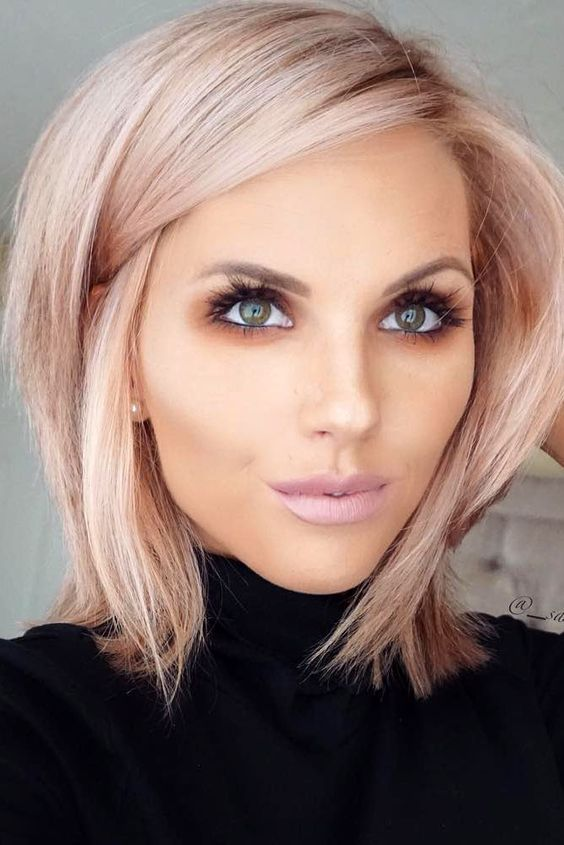 Bob Hairstyle - Haircut of 2017 bob_hairstyle_ideas_8-1