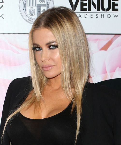 Sedu Hairstyles How To Reveal The Natural Beauty Of Your Face Shape carmen_electra_sedu_hairstyles_1