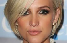 Choosing The Best Short Hairstyle For Your Face heart_shaped_face_short_hairstyle_women_3-235x150