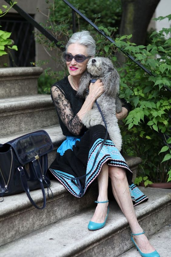 Sensual Fashion For Older Women In The Modern World
