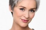 Older Women Grey Short Hairstyles 2