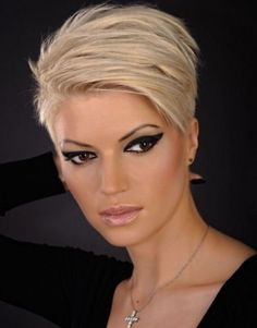 Choosing Hairstyles According To Your Face Shape And Personality oval_face_short_hairstyle_4