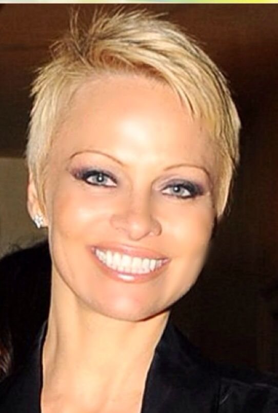 Sedu Hairstyles How To Reveal The Natural Beauty Of Your Face Shape pamela_anderson_sedu_hairstyles_1