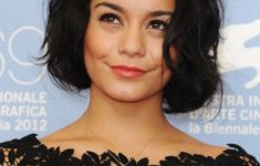 Choosing The Best Short Hairstyle For Your Face round_face_short_hairstyle_women_4-235x150