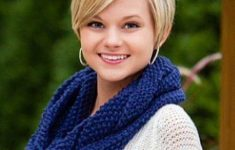 Choosing The Best Short Hairstyle For Your Face round_face_short_hairstyle_women_7-235x150