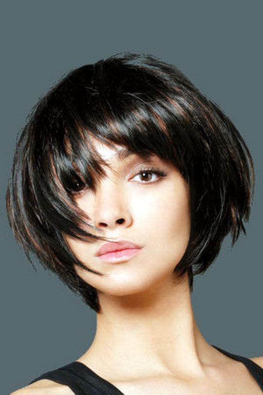 Short Hairstyle And Your Personality short_bob_hairstyles_4-1
