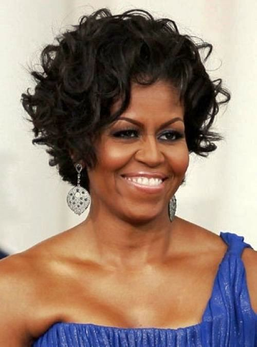 Appealing Short Haircuts For Ladies Over 50 short_haircut_older_african_american_2