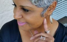 Appealing Short Haircuts For Ladies Over 50
