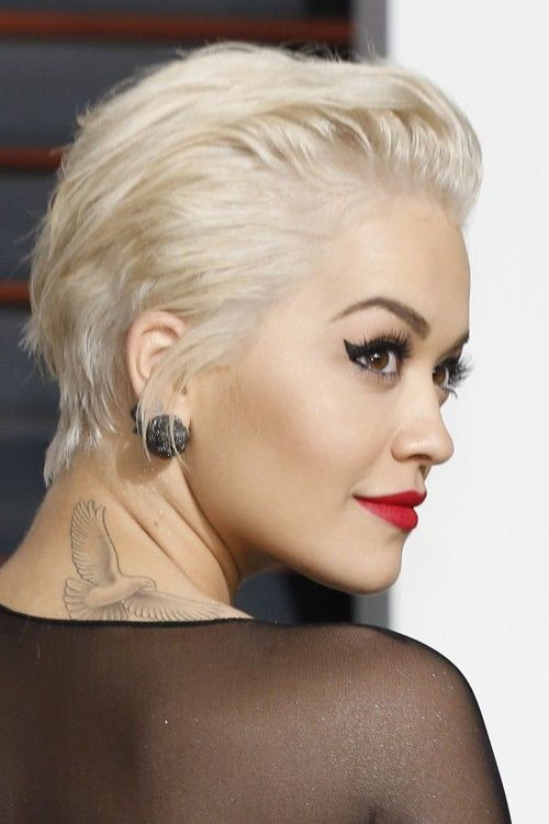 Short Hairstyle And Your Personality short_slick_back_short_hairstyle_women_9