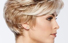 40 Pretty Short Hairstyles for Women Over 50 with Thin Hair (Update 2021) Pixie_Maximum_Lift_Older_Woman_Over_50_3-235x150