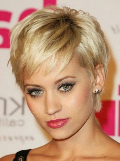 40 Pretty Short Hairstyles for Women Over 50 with Thin Hair (Update 2021) Pixie_Maximum_Lift_Older_Woman_Over_50_4