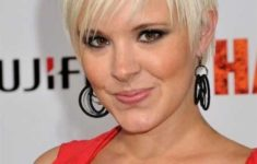 40 Pretty Short Hairstyles for Women Over 50 with Thin Hair (Update 2021) Sassy_Sexy_Pixie_Older_Woman_Over_50_2-235x150