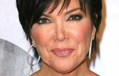 Top Short Haircuts for Women Over 60 with Fine Hair kris_jenner_haircut_1-235x150