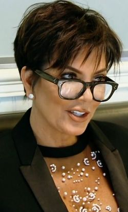 Kris Jenner Haircut Short Hairstyles 2019