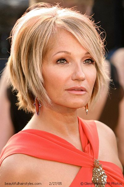 this amazing bob hairstyle will make you look younger