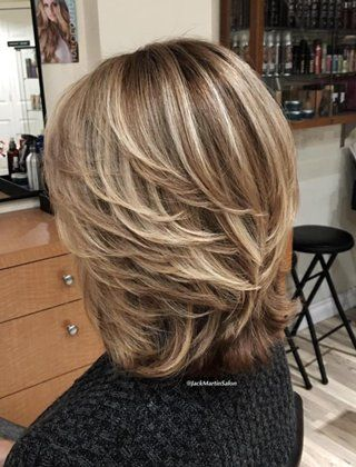 add some layer to your bob hairstyle