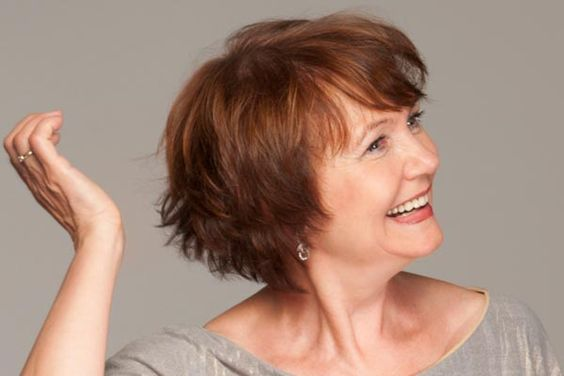 this reddish brown pixie haircut will make you look beautiful