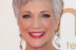 Ideas of Short Haircuts for Women Over 60 with Round Faces short_grey_layered_hair_women_over_60_1-150x100