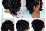 What are The Best Short Curly Bob Hairstyles for Black Women on Christmas Day? short-curly-bob-african-american-women-15-150x100