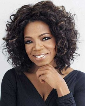 star like oprah agree that curl hair is awesome