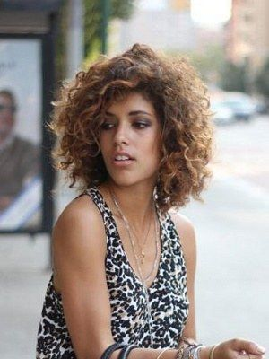 perfect combination for women with natural curly hair