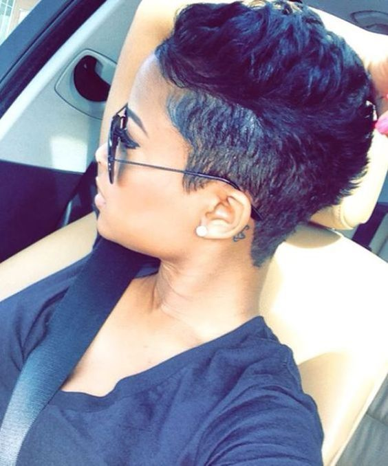 classy hairstyle for classi african american women
