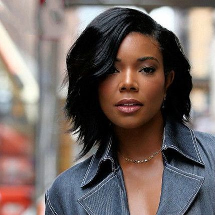Shoulder Length Hairstyle African American Women 12