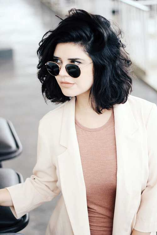 blunt cut hairstyles for fine hair