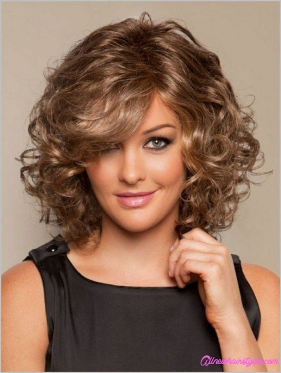 Soft Curls Hairstyle 13 Short Hairstyles 2019
