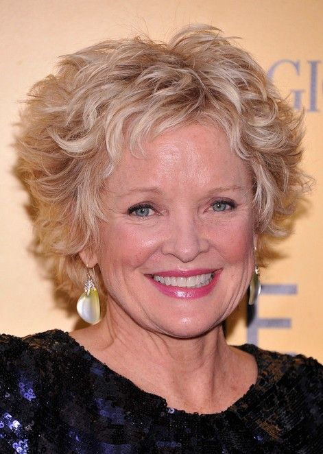 Inspiring Pixie Haircuts for Women over 60 curly-pixie-haircut-for-older-women-with-thin-hair