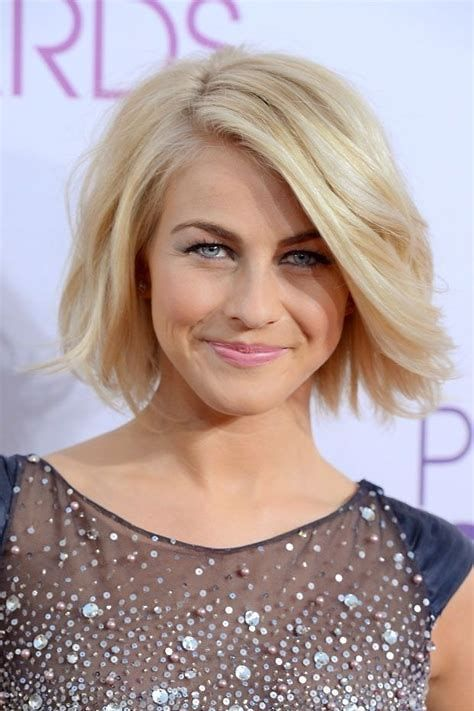 Shaggy Layered Short Bob Hairstyles For Women With Round