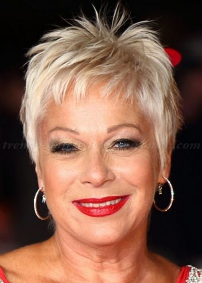 Inspiring Pixie Haircuts for Women over 60 spiky-short-haircut-for-women-over-60-with-thin-hair