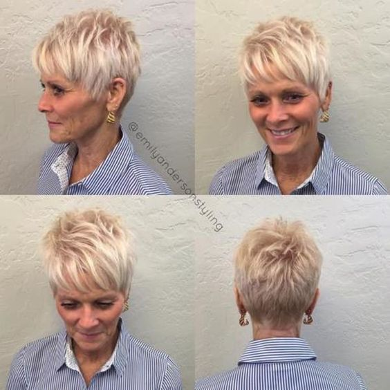 Inspiring Pixie Haircuts for Women over 60 super-edgy-pixie-haircut-for-women-over-60